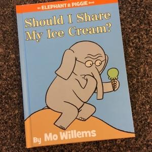 Elephant & Piggie - Should I share my Ice Cream