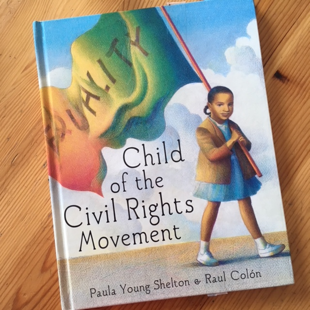 Child of the Civil Rights Movement 1