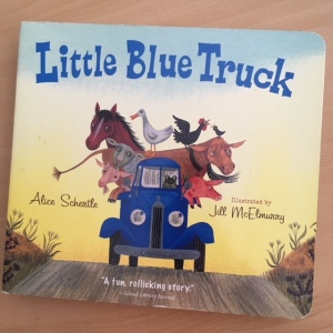 Little Blue Truck 1