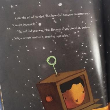 Mae Among the Stars 3