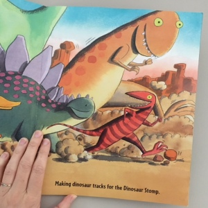 Saturday Night at The Dinosaur Stomp 2