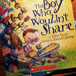 The Boy Who Wouldn't Share 3