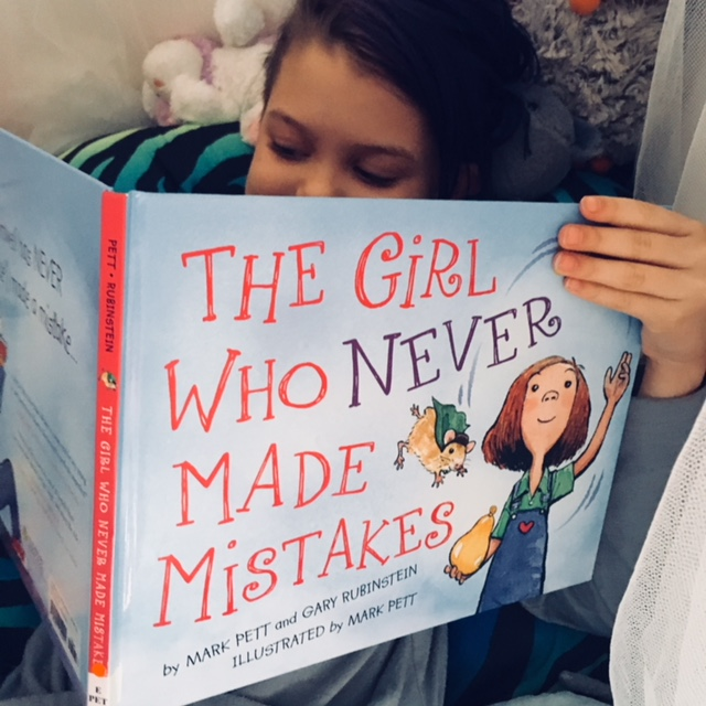 The Girl Who Never Made Mistakes 1