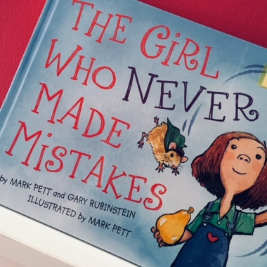 The Girl Who Never Made Mistakes 2