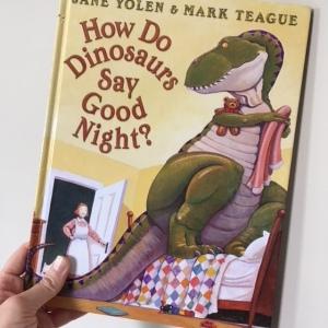 How Do Dinosaurs Say Goodnight 2