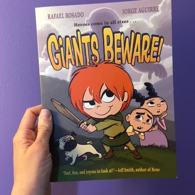 Giants Beware 1
