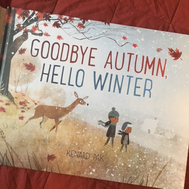 Goodbye Autumn Hello Winter 1
