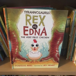 T Rex VS Edna 1