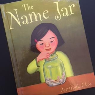 The Name Jar 1