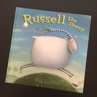Russell The Sheep 1