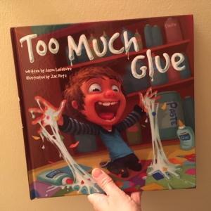 too much glue 1