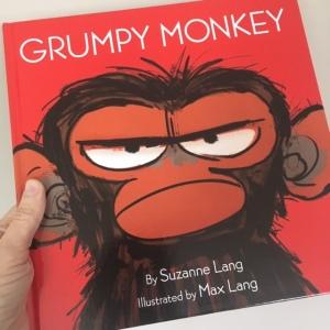 Grumpy Monkey 1
