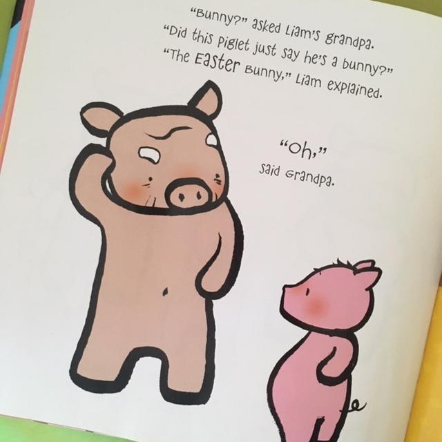 Piggy Bunny 2
