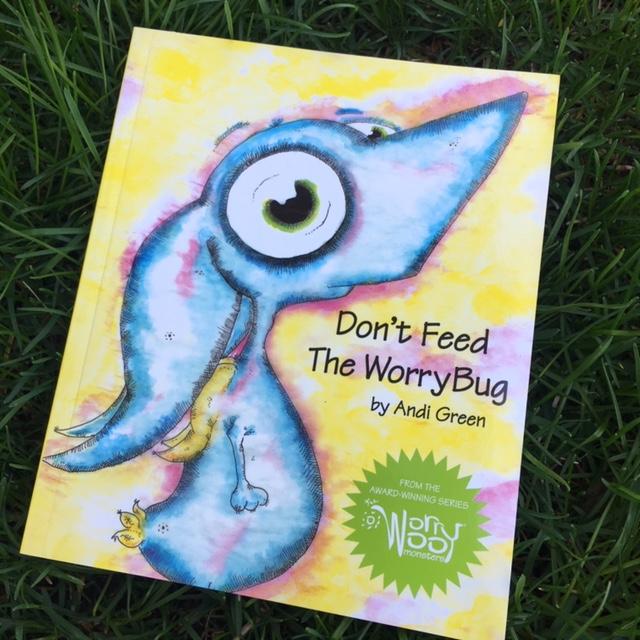 Don't feed the worrybug 1