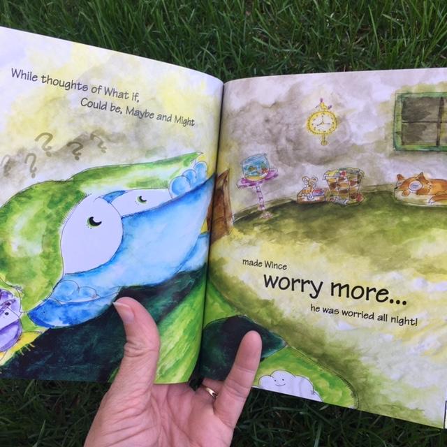 Don't feed the worrybug 2